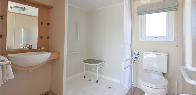 Assisted Living - Bathroom