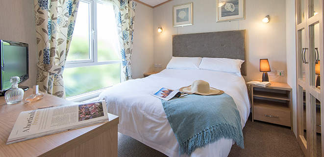 Diamond Caravan Master Bedroom Suite