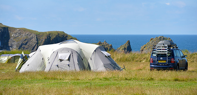 Camping in the Meadows