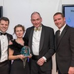 Mother Iveys Bay received Silver at the Cornwall Tourism Awards 2014