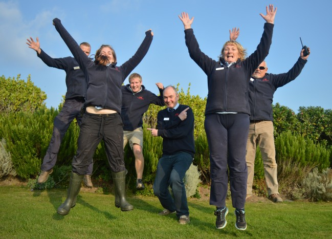 Padstow Holiday Park shortlisted for Living Wage Awards