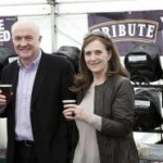 picture of Rick Stein at the Beer & Mussel Festival